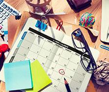 Next Week's RGH Rounds Schedule